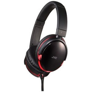 Ships From Usa Jvc Ha-S680-R Red Over The Ear Head Phone Japan Imported