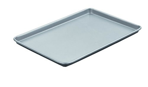 Cuisinart AMB-15BS 15-Inch Chef's Classic Nonstick Bakeware Baking Sheet, Silver (Baking Pans Cuisinart compare prices)