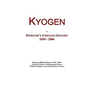 Kyogen History | RM.