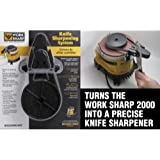 Work Sharp WSSA0002009 Knife Sharpening System (WS2000 Only)