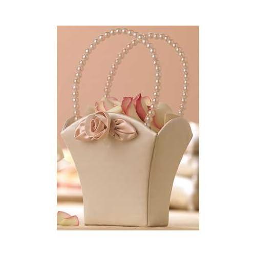 Flower Girl Baskets Canada : Perfectly pretty flower girl baskets bridal fashion canada