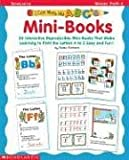 I Can Write My ABC's: Mini-Books: 26 Interactive Reproducible Mini-Books That Make Learning to Print the Letters A to Z Easy and Fun! (043922845X) by Einhorn, Kama
