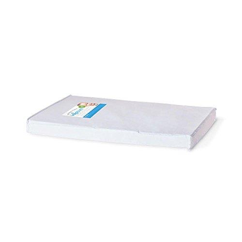 foundations infapure 3 inch fullsize crib foam mattress dealtrend