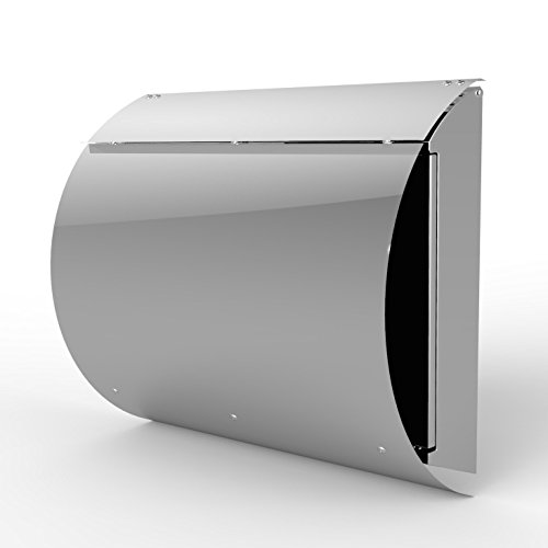 MPB027-New-Semi-Curve-Lockable-Mailboxes-Stainless-Steel-Mail-Boxes-Modern-Urban-Style-QUALITY-IS-TOP-ANTI-RUST-STURDY-AS-REVIEWS-FROM-CLIENT