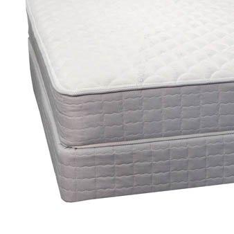 Queen Serta Perfect Sleeper Essentials Warren Firm Mattress front-1041156