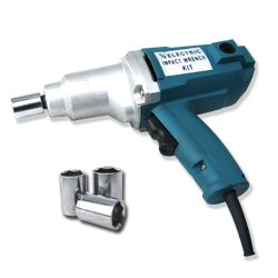 "1/2"" Electric Impact Wrench Kit 110V Impact Wrench Set"