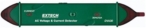Extech DVA30 No Contact Current and Voltage Detector