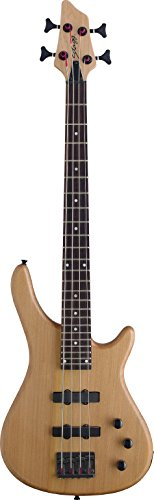 Stagg Bc300 3/4Ns 4 String 3/4 Size Fusion Electric Bass Guitar - Natural Semi-Gloss