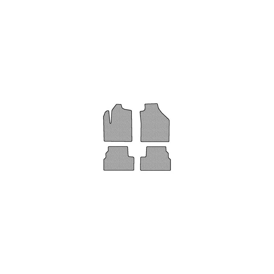 Ford Transit Connect Touring Carpeted Custom Fit Floor Mats   4 PC Set   Black (2010 2011 10 11)