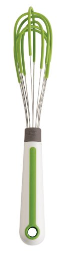 Chef'n FreshForce Silicone Whisk, 10.75-Inch