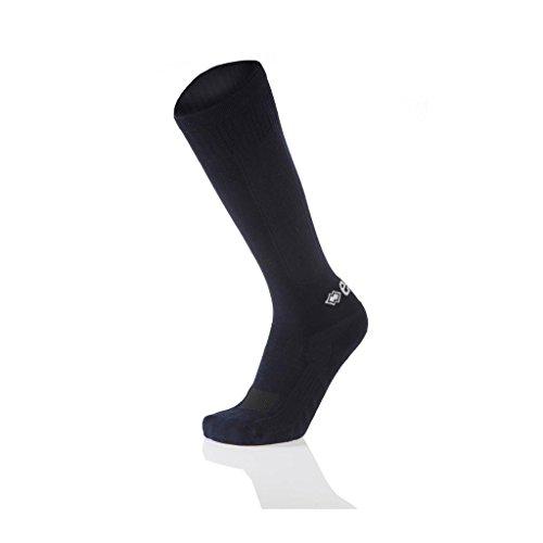 Errea Sport Calza Active Adulto - Blu Bianco - Pallavolo Volley [XL]