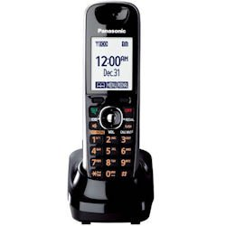 Panasonic Dect 6.0 Plus Accessory Handset With Large Easy to Read Buttons for KX-TG4011, KX-TG4012, KX-TG4013, KX-TG4021, KX-TG4022, KX-TG4023, KX-TG4024, KX-TG4031, KX-TG4032, KX-TG4033, KX-TG4034, KX-TG4052, KX-TG4053, KX-TG4054, KX-TG4073, KX-TG4074, KX-TG6511, KX-TG6512, KX-TG6513, KX-TG6522, KX-TG6523, KX-TG6524, KX-TG6525, KX-TG6531, KX-TG6532, KX-TG6533, KX-TG6534, KX-TG6541, KX-TG6542, KX-TG6543, KX-TG6544, KX-TG6545, KX-TG7531, KX-TG7532, KX-TG7533, KX-TG7534.