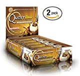 Quest Bar Chocolate Peanut Butter 2 Pack
