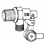 B and K Industries 109-814 3/4-Inch Float Valves