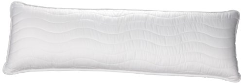Badenia 03774853244 Bettcomfort Seitenschläferkissen, 40 x 120 cm, weiß thumbnail