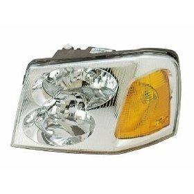 gmc-envoy-rivestimento-di-ricambio-per-proiettore-nuovo-driver-side-by-headlights-depot