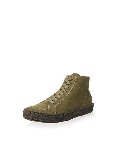 Pantofola d'Oro Sneaker Alta [Kaki]