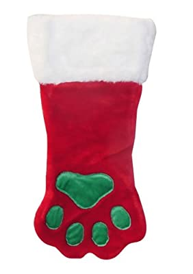 Outward Hound Kyjen Christmas Paw Stocking