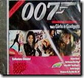 James Bond 007: Girls n Gadgets Multimedia Collection Vol. 1