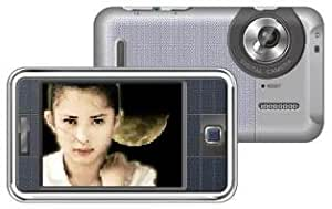 Bear Motion 4gb Mp3 Multi Media Player with 2.8 Inch Touch Screen and 2.0 Mega Pixel Camera