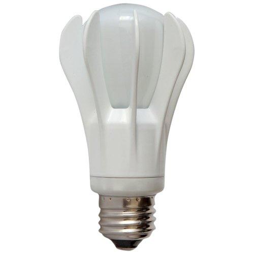 Ge Lighting 64128 Energy Smart Led 9-Watt (40-Watt Replacement) 450-Lumen A19 Light Bulb With Medium Base, 1-Pack