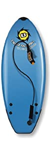 Liquid Shredder Element Softsurfboard, Blue, 4-Feet 2-Inch