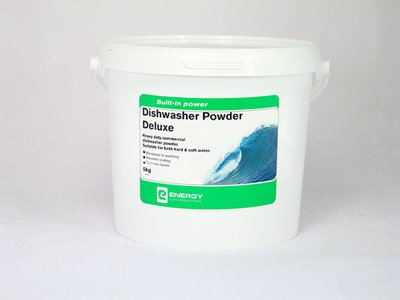 5Kg Deluxe Dishwasher Powder. Removes Grease, Dried-On Food & Tannin Staining. Cleaning Accessories Powered by TheChemicalHut.