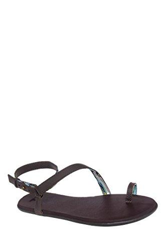 Ankletini Flat Sandal