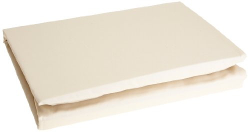 Sheridan Essentials, 1000 Thread Count Vanilla, Cotton Sateen, Fitted Sheet, Double, 137 x 190 x 32 cm
