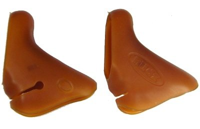 Buy Low Price Hudz Gold Enhancement Brake Hoods for Campy Brakes (B001FCED9G)