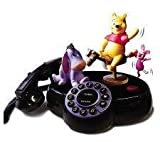 KNG America Pooh and Friends Talking Corded Phone (026100)