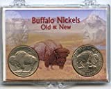 3″ x 2″ Snaplock Coin Holder for Buffalo Nickels – Old & New (Including Coins)