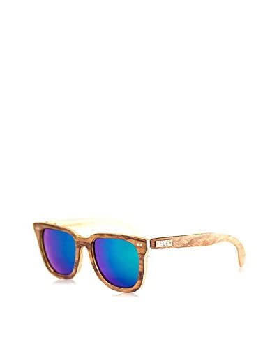 Feler Sunglasses Gafas de Sol Charles Bubinga (54 mm) Beige / Marrón