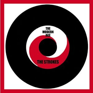 Original album cover of The Modern Age ep by Strokes