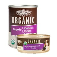 Organix Can Dog Food 12.7oz Chicken/Potato