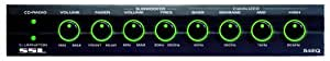SSL S4EQ Four Band Preamp Equalizer with Subwoofer Output and Dual Color Illumination