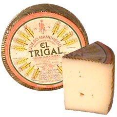 Cheese 'El Trigal' by La Tienda: Amazon.com: Grocery & Gourmet Food