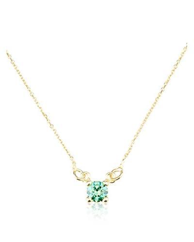 Cordoba Jewels Collar vergoldetes Silber 925 / Dorado