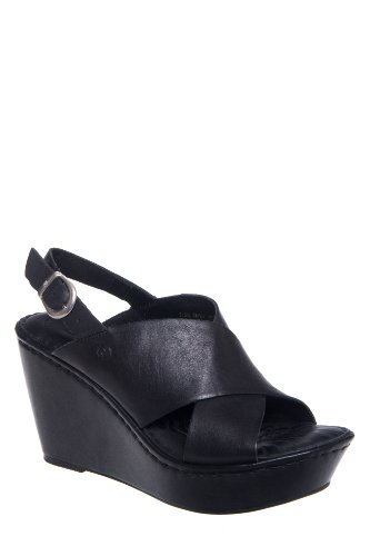 Born Emmy High Wedge Sandal