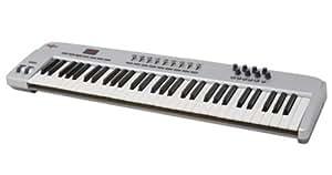 M-Audio OXYGEN 61 61-Key USB MIDI Controller   9900-51394-10