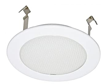 4 INCH RECESSED CAN LIGHT 50W PAR20 FROSTED GLASS ALBALITE SHOWER TRIM