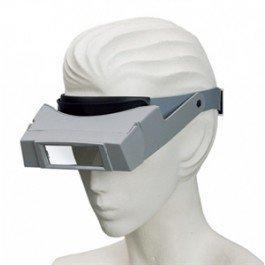 Grafco 1202 Standard Magnifying Binocular Loupe - 6' Working Distance, 2.75 X Power