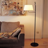 Contemporary / Modern 3124204 - Ferrara Swivel Arm Floor Lamp