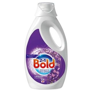Bold Bio Washing Liquid Lavender & Camomile 38 Wash 1.9L