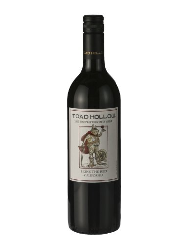 2012 Toad Hollow Vineyards - Erik'S The Red 750Ml
