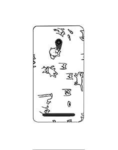 Asus Zenfone 6 nkt03 (356) Mobile Case by Leader