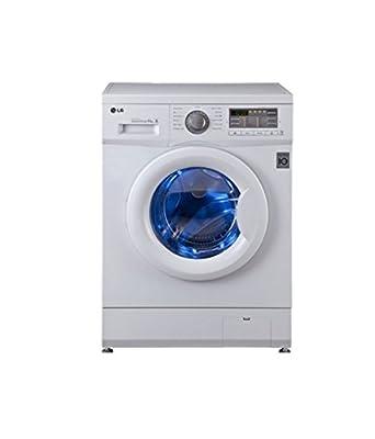 LG F10B8NDL2 Six Motion Direct Drive Front-loading Washing Machine (6 Kg, Blue White)