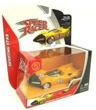Speed Racer Shooting Star Pull Back Motorized Collectors model 1/43 Scale