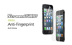 Capdase Screen Protector SPIH5-K for iPhone 5 (Clear)