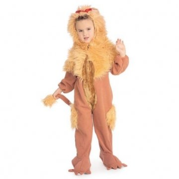 Wizard of Oz Cowardly Lion Costume - Child